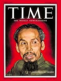 Ho Chi Minh,leader of communist North Vietnam