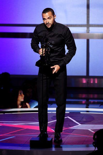 Jesse Williams' BET Awards Speech Is Further Proof He's Woke Bae #refinery29 http://www.refinery29.com/2016/06/115063/jesse-williams-bet-awards-speech-woke-bae