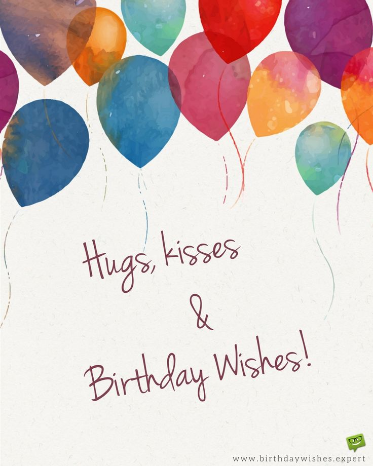 Whether you're looking for a birthday message that you've always loved or an original, unique one, this great collection of birthday messages and quotes to share for free will definitely come in handy and be appreciated by your friend.
