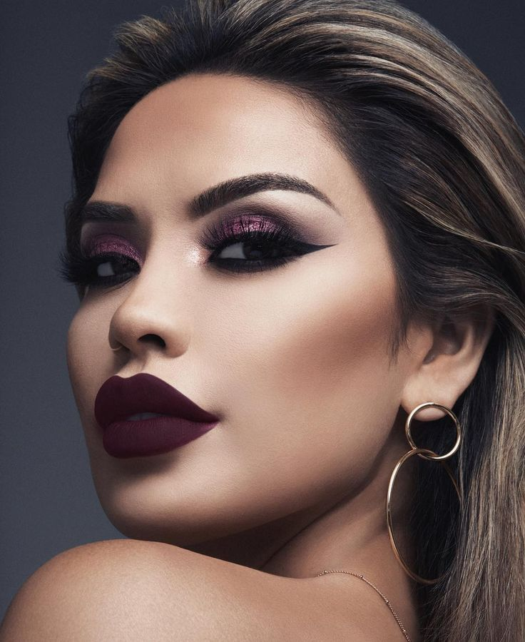 2598 best images about Glam Makeup on Pinterest   Lip ...