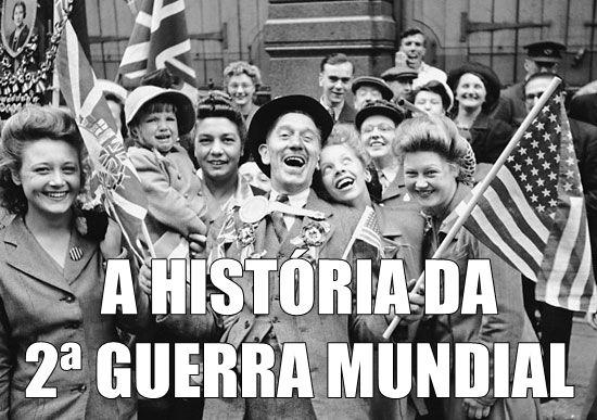 Quando Terminou A Segunda Gerra Mundial ? | Cultura Mix