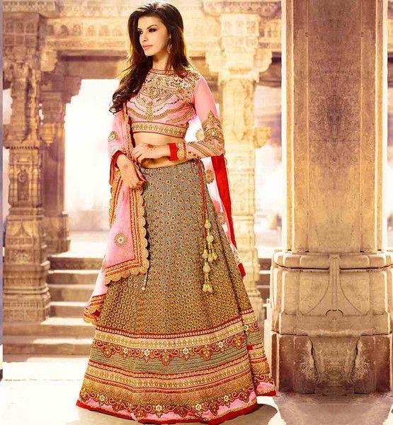 SHOP PREMIUM DESIGNER WEDDING DRESSES BRIDAL LEHENGA CHOLI ONLINE