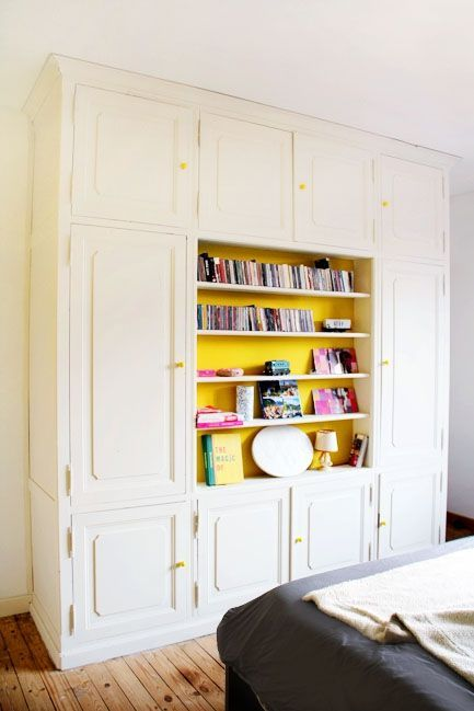 17 best images about diy bricolage on pinterest taupe home library design - Relooker une armoire ikea ...