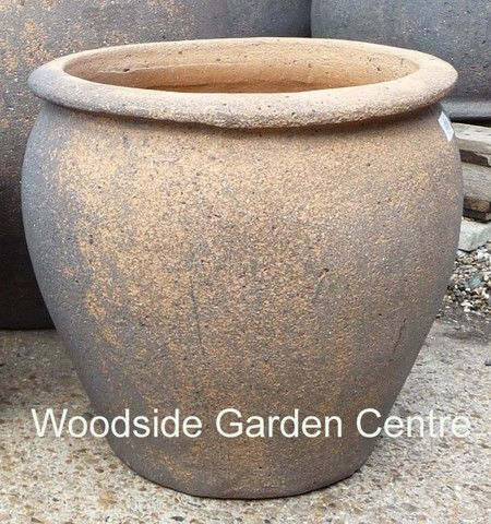 Attractive Large Old Stone Tree Planter X 2 | Woodside Garden Centre | Pots To Inspire