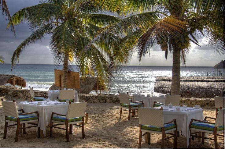 10 spots to grab lunch in Playa del Carmen.