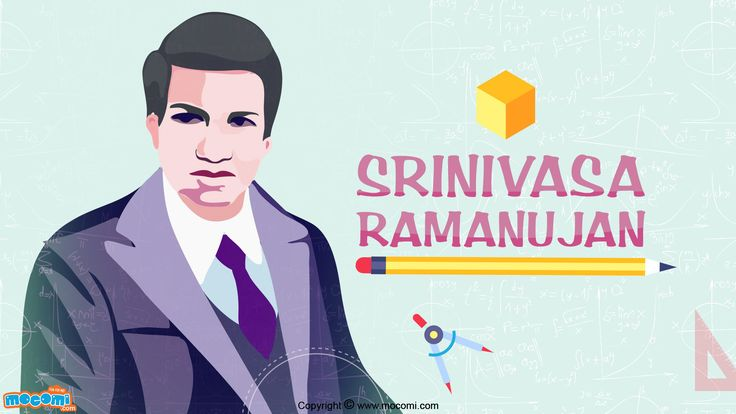 Srinivasa Ramanujan was one of the most famous mathematical wizards who made major contributions to the field of advanced mathematics. Read more short biographies for kids, visit: http://mocomi.com/learn/culture/famous-people/biography/