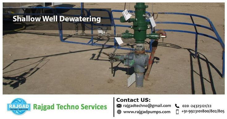 Everything you should know about Shallow Well Dewatering and how its useful.  Visit us at : http://ift.tt/2HXomFS  Call us: 919923101800/802/805  #dewateingpumps #constructiondewatering #maharashtra #pune #mumbai #dewateringservices #dewatering #Pumps #ShallowDewatering  #dewateingpumps #maharashtra  #basementconstruction #Dewateringtechniques #dewateringpumps #Rajgadpumps #basement #dewateringtips #dewateringsystems #dewateringsqad #Dewateringpump #basementdewatering #tunnelsdewatering…