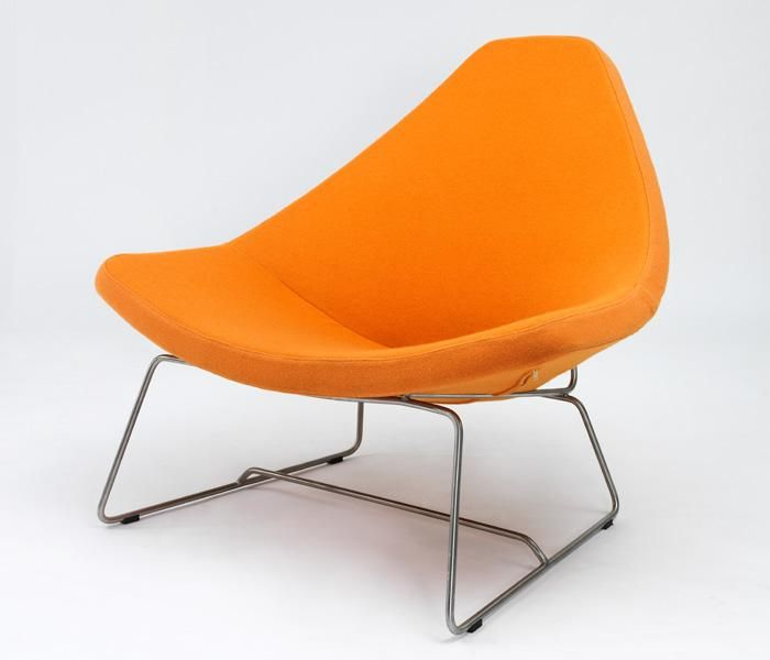 Meri | UCI Lounge seating. Designed by Michael Goldsmith. Optional footstool. GECA certified. uci.com.au