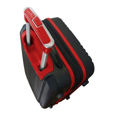 NCAA San Diego State Aztecs 21 Hardcase Two-Tone Carry-On Spinner