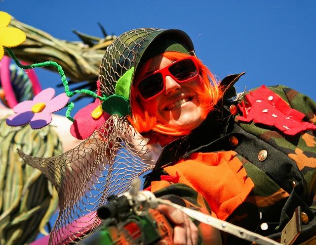 Carnevale in Viareggio 2013!