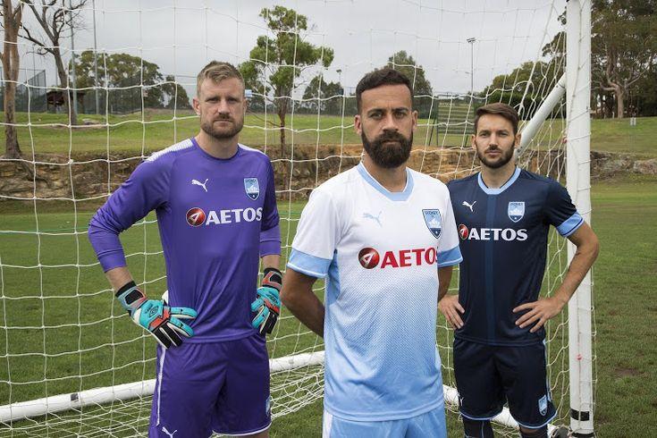 Puma Sydney FC 2018 ACL Kits Unveiled - Footy Headlines