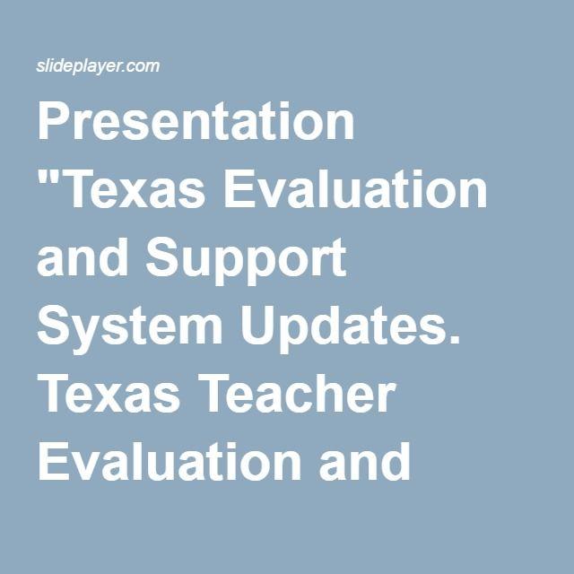 16 best T-TESS images on Pinterest Teacher, Children and Language - evaluation plan