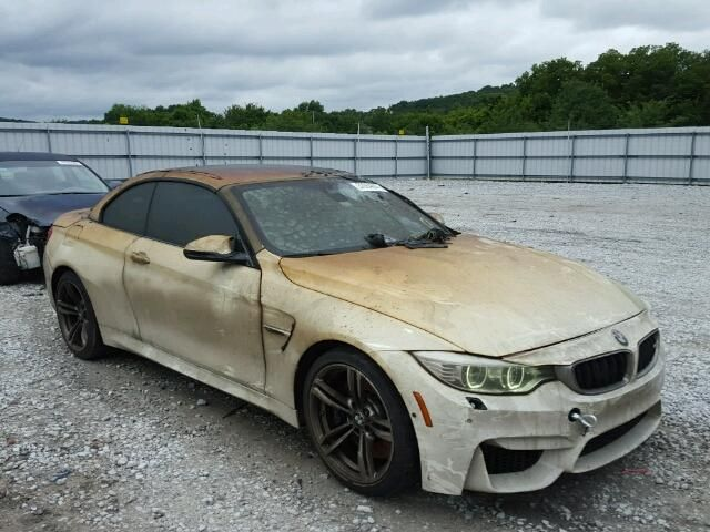 Salvage 2016 Bmw M4 Bmw Luxury Cars Bmw M4