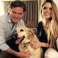 #dogalize Nuño Mayer, Secretario de Educación adopta perro policia #dogs #cats #pets