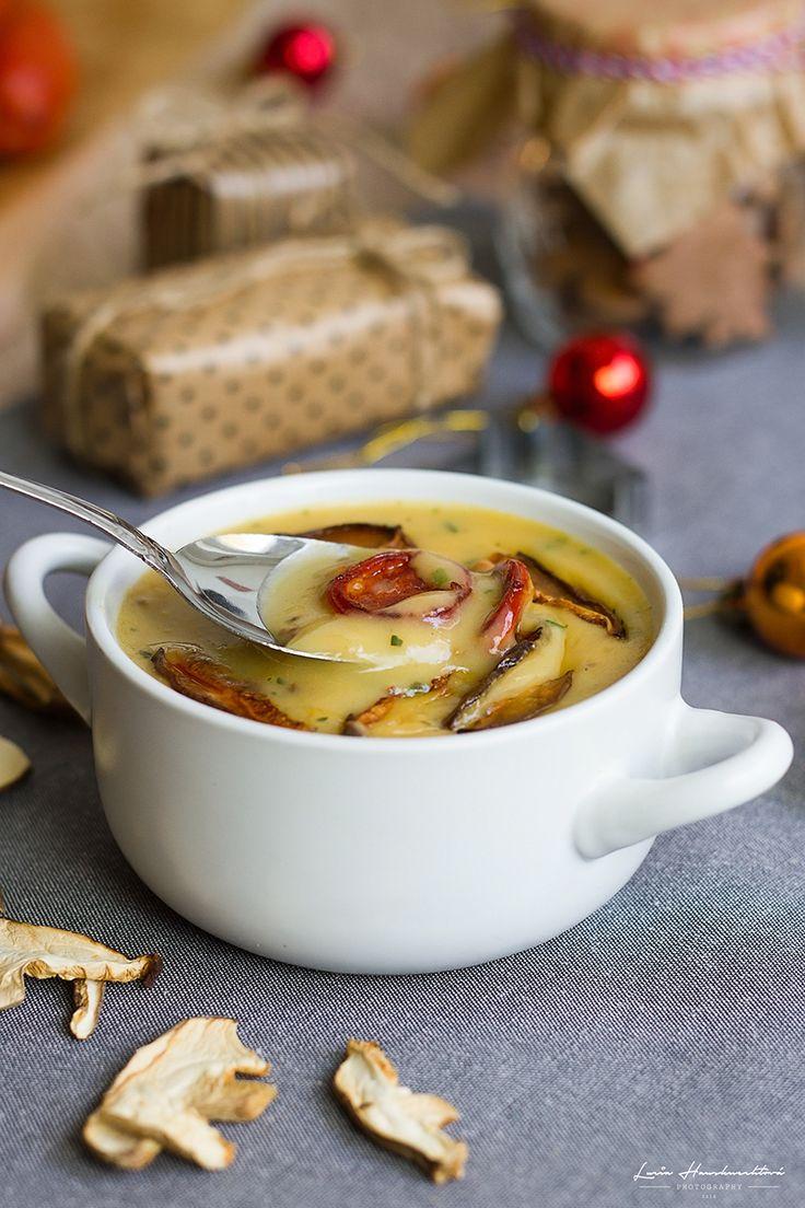 Recept: Vianočná hríbová polievka - KAMzaKRÁSOU.sk