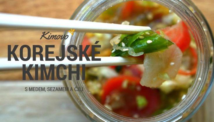 Kimovo Korejske Kimchi