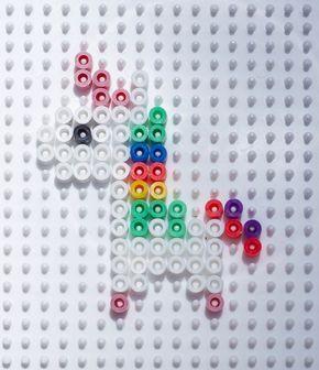 Hama Beads Introducción                                                                                                                                                                                 Más