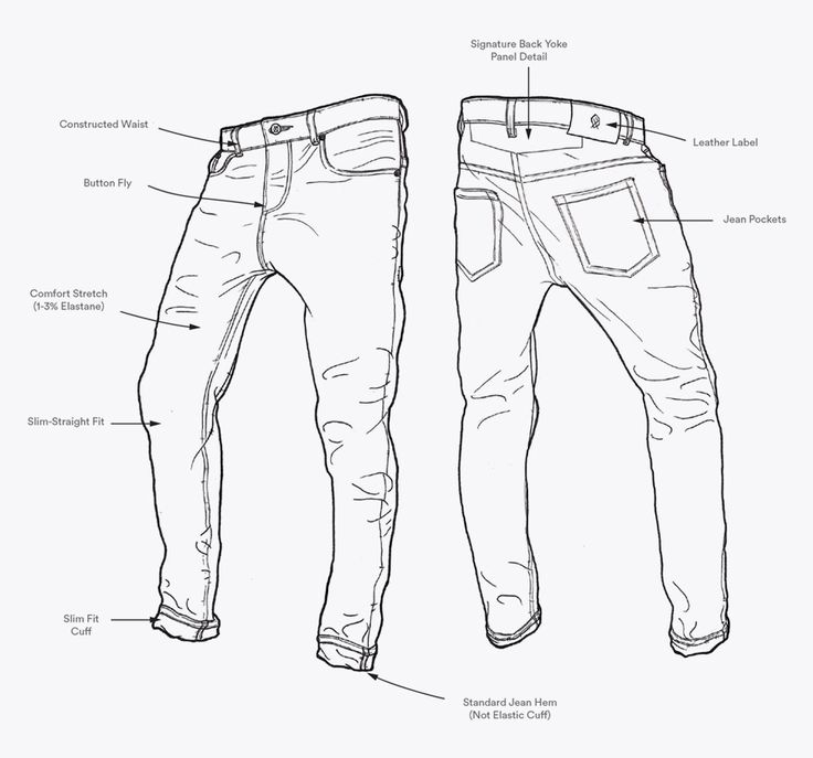 87 best Technical Drawing clothes images on Pinterest