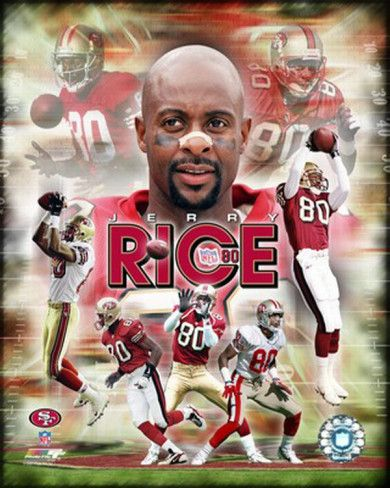 jerry rice | Jerry Rice Photo at AllPosters.com