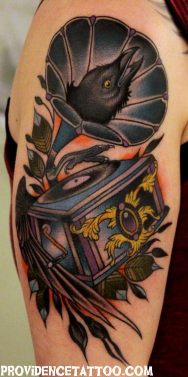 Dennis M Del Prete - Providence Tattoo