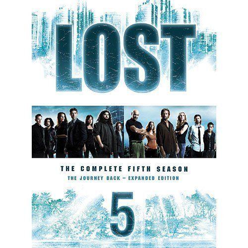 Lost, les disparus : L intégrale saison 5 - DVD NEUF SERIE TV