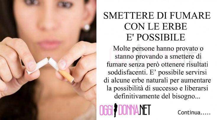 Smettere di fumare aumenta la libido