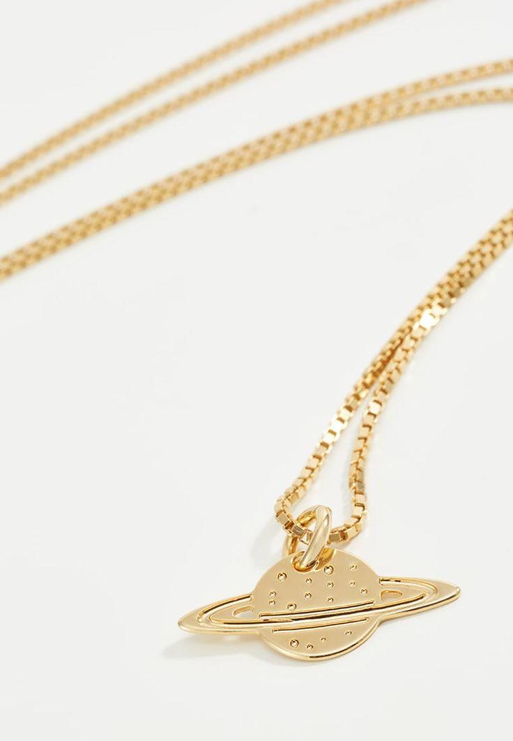 MALAIKARAISS Halsband - gold-coloured - Zalando.se