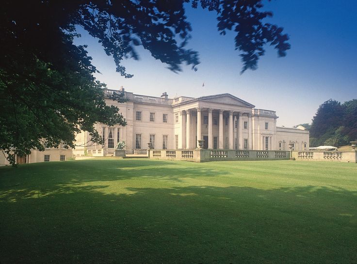 The wonderful Wynyard Hall..