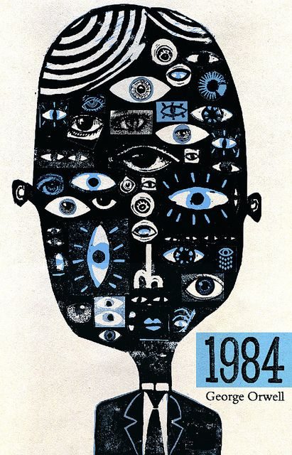Ben Jones, 1984 (winning entry for the 50 Watts' Polish Book Cover Contest)