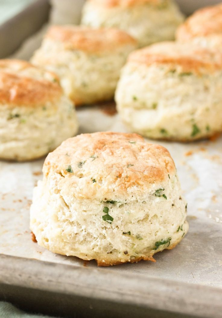 Every cook needs a foolproof biscuit recipe, and this version proves to be just that, along with a welcome addition of zesty fresh herbs and savory black pepper. Greek yogurt subs in for more traditional buttermilk, providing an airy texture and a oh-so-subtle tang. These delightful biscuits are easy enough for a weeknight meal, but impressive enough for dinner with friends!