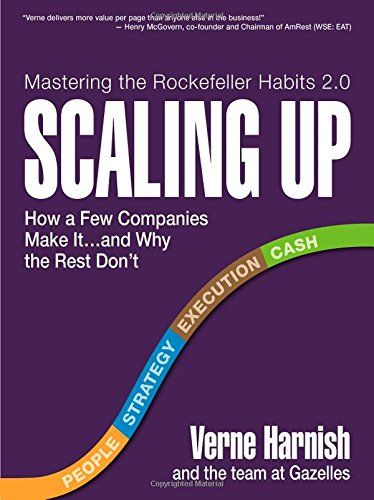 225 best recommended reading images on pinterest recommended joel grabbed scaling up how a few companies make itd why the rest dont rockefeller habits ebook verne harnish kindle store fandeluxe Images