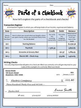 Printables Balancing Checkbook Worksheet checkbook balancing worksheet davezan balance davezan
