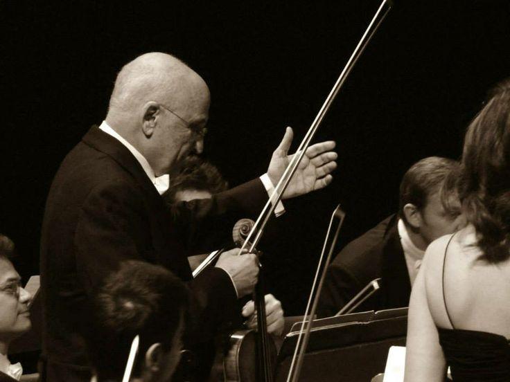 Salvatore Accardo e l'Orchestra da Camera italiana  (Martedì 18 febbraio) http://bit.ly/1mh56SG  Foto di Giuseppe Flavio Pagano per Radioeco Radioeco Unipi