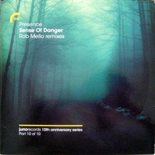 Presence - Sense Of Danger (Rob Mello Remixes)