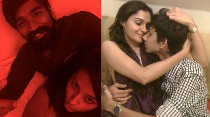 Looks like the conflict between singer and actress Suchitra and Dhanush stills continues, even after her husband Karthik Kumar clarified about her controversial tweets