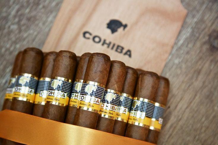 Ausverkauf bei Cohiba Zigarren…