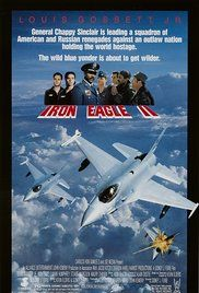 Iron Eagle 2 Full Movie English. General Chappy Sinclair assembles a joint U.S.- Soviet strike team to take out a rogue middle eastern nuclear base.