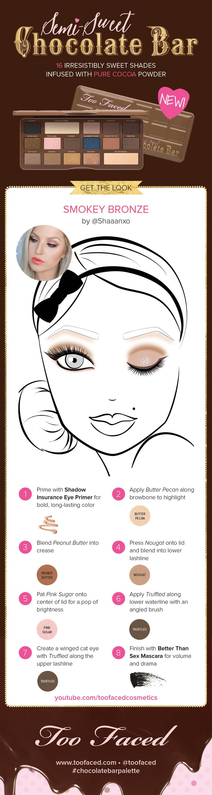 Best 25+ Chocolate bar too faced ideas on Pinterest | Chocolate ...