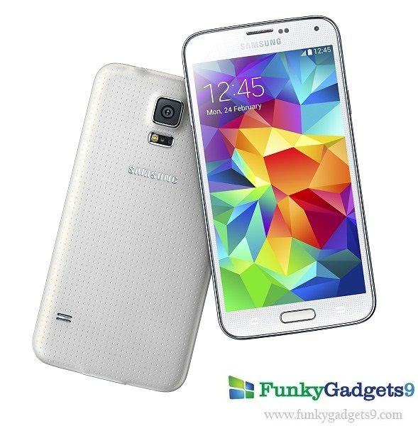 Samsung launched Galaxy S5 in India at a price of Rs.51,500/-