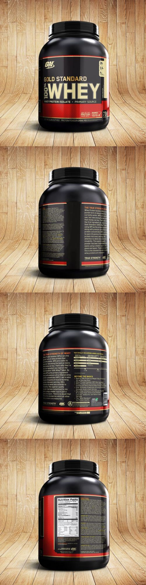 Other Sports Supplements: On Gold Standard 100% Whey Protein 5 Lbs – Choose A Flavor -> BUY IT NOW ONLY: $48.89 on eBay!