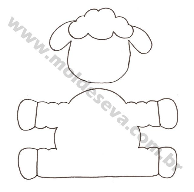 moldes-de-ovelha                                                                                                                                                                                 Mais