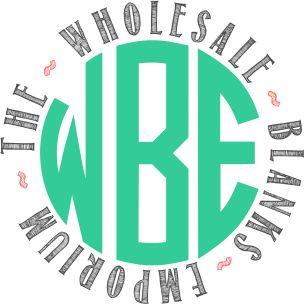 The Wholesale Blanks Emporium