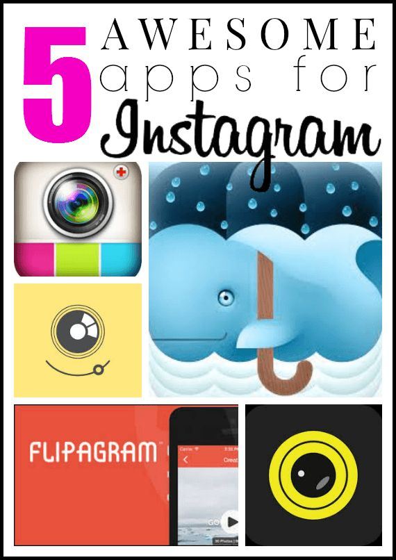 instagram manage applications