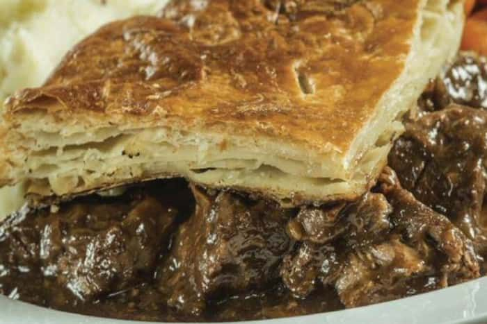 Butcher makes best steak pie in Scotland | Steak pie, Best ...