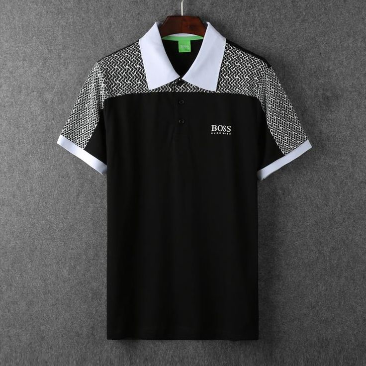 Whatsapp:0086-13724159205 Email:harmony512@live.cn  Hugo Boss Mens Short Sleeve T-Shirts, Replica Polos & Tops, 100% cotton high quality copy from original style #BOSTSH-743, Replica shop, hryapp.com