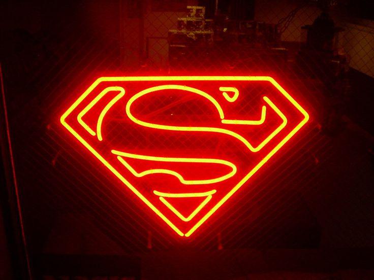 Les 19 meilleures images du tableau neon sur pinterest - Signe de superman ...