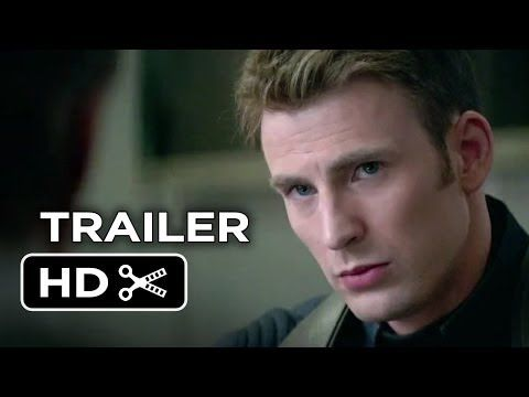 Captain America: The Winter Soldier TRAILER 1 (2014) - Chris Evans Movie HD - YouTube