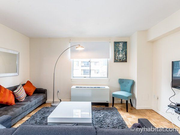 New York Apartment: 2 Bedroom Apartment Rental In Midtown East
