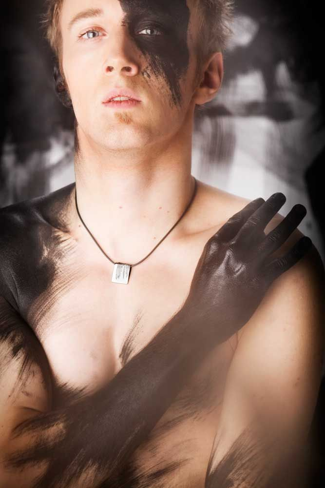 Manly. #necklace #pendant #men