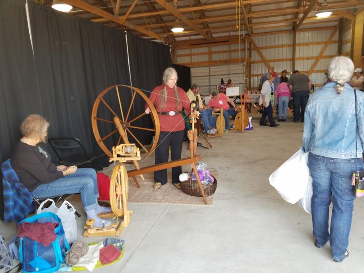 Show Report: The 2017 Wisconsin Sheep and Wool Festival - Craft Industry Alliance